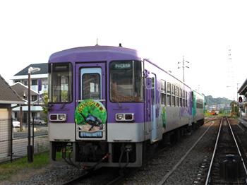 カブトムシ列車