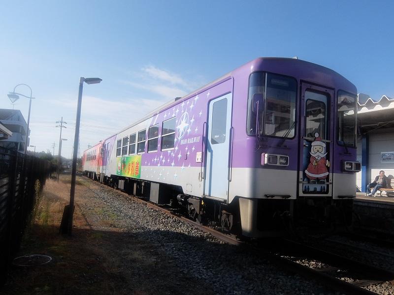 サンタ列車2