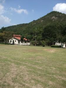 古法華キャンプ場